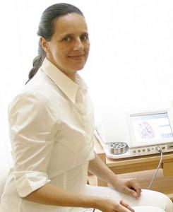 Chefärztin Kerstin Peuschel