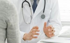 Patientengespräch in Paul-Schmidt-Klinik (PSK)